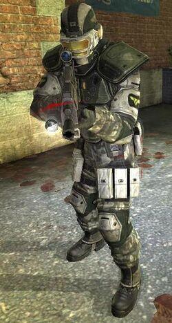 Replica Soldier