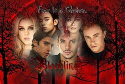 Bloodlines 1A Poster