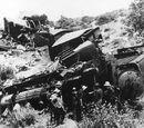 Accidente de Los Pradillos, (1964)