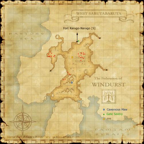 WestSarutabaruta(S)Harvesting