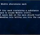Moblin pheromone sack