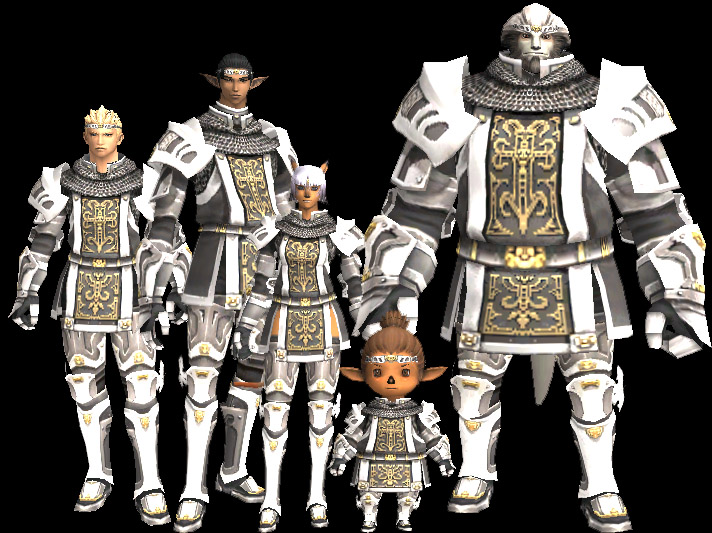 Valor Armor Set Ffxiclopedia Fandom Powered By Wikia