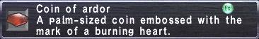 Coin of Ardor