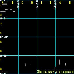 Battle of Leyte Gulf minimap