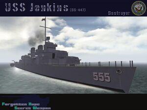 USS Jenkins
