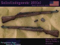 Selbstladegewehr 251a