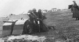 37 mm wz. 36 AT gun
