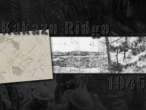 Kakazu Ridge