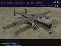 "Heinkel He-219 ""Uhu"""