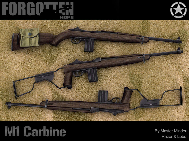 Carbine Silencer m1 Carbine With Silencer