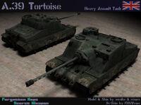 A39 Tortoise