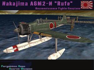Nakajima A6M2-N