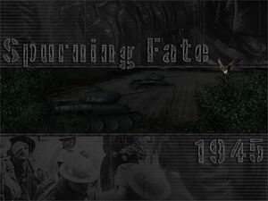 Spurning Fate 1945