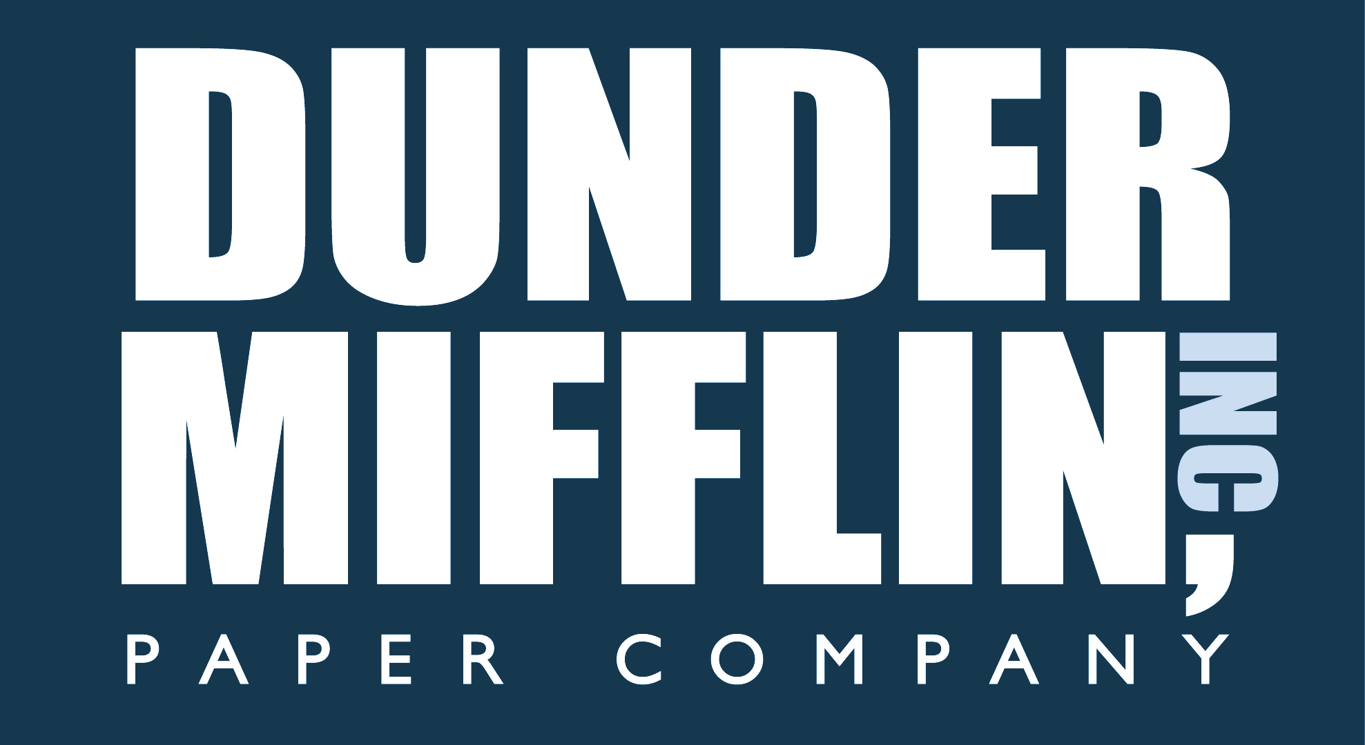 dunder mifflin paper company inc fictional companies wiki fandom powered by wikia. Black Bedroom Furniture Sets. Home Design Ideas