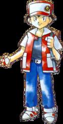 Red pokemon