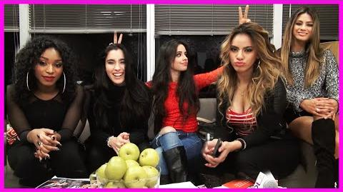 Fifth Harmony Sing-A-Long to Reflection - Fifth Harmony Takeover Ep