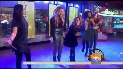 Fifth Harmony - All I Want For Christmas Is You (Live @ Today Show)