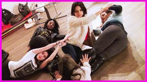 Fifth Harmony's WILD Dance Rehearsal - Fifth Harmony Takeover Ep