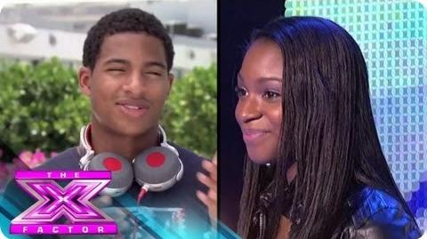 arin ray and normani hamilton relationship quotes