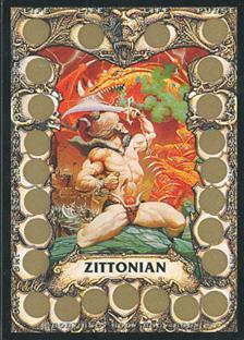BCUS086Zittonian Swordsman