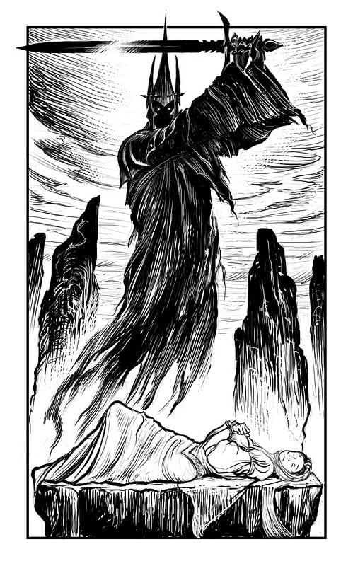 Roi des Ombres