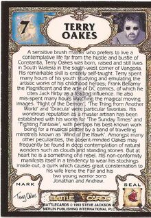 7 Terry Oakes US back