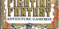 Fighting Fantasy Adventure Gamebox - Bronze