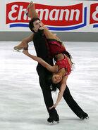 Lynn Kriengkrairut & Logan Giulietti-Schmitt 2007 Nebelhorn Trophy