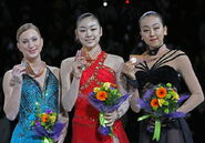 Ladies - Four Continents Championships 2009