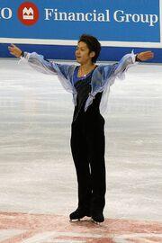 Daisuke Takahashi - 2006 Skate Canada