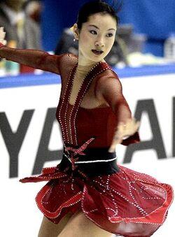 Shizuka arakawa skate japan