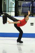 Jamal Othman Jump 2 - 2006 Skate Canada