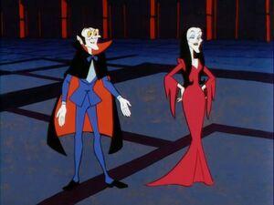 Victor and Vampra