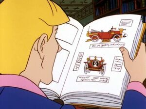 Manual being read