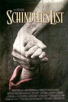 Schindler\'s List movie