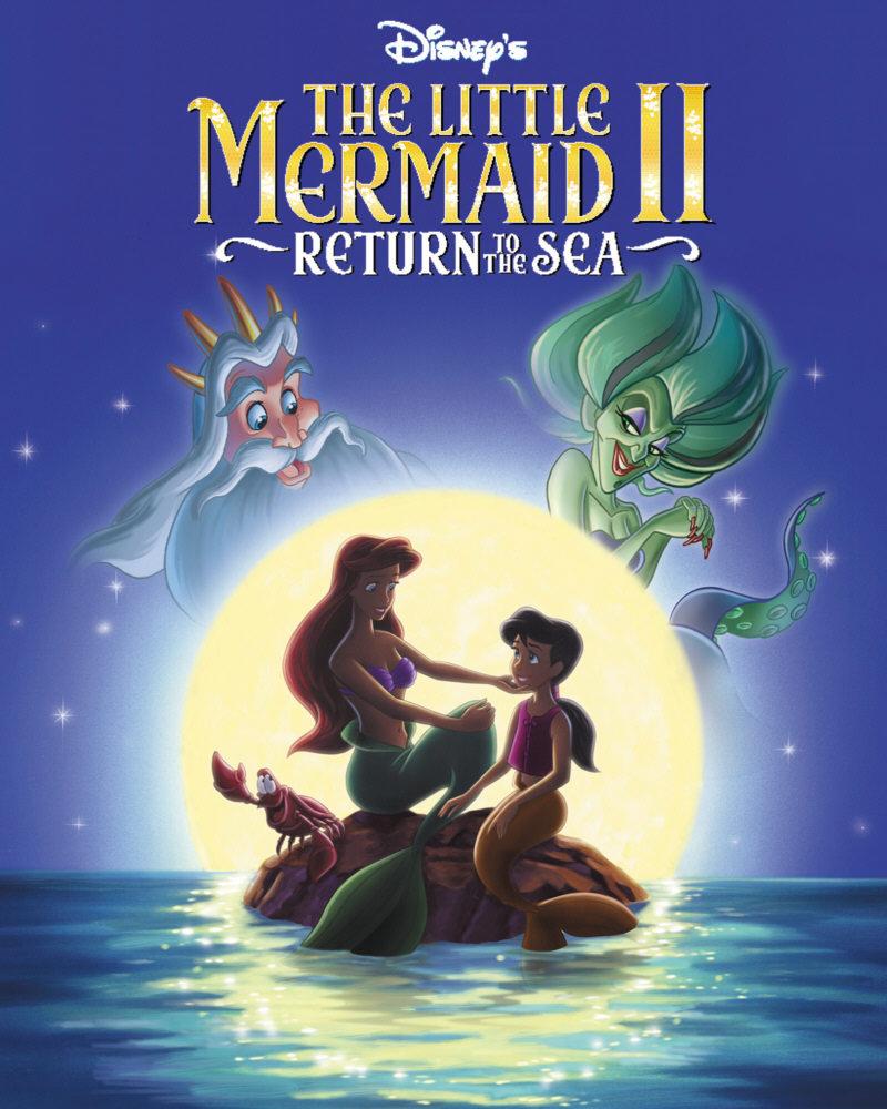 The Little Mermaid II: Return to the Sea | Moviepedia | Fandom ...