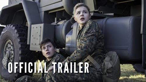 The 5th Wave - Official Trailer 1 (Chloe Grace Moretz & Nick Robinson)