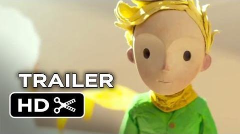 The Little Prince Official Trailer 1 (2015) - Marion Cotillard, Jeff Bridges Animated Movie HD