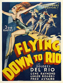 RKO Pictures Flying Down to Rio