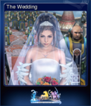 FFXX2 HD Steam Card The Wedding