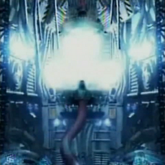 Jenova's room in <i>Before Crisis -Final Fantasy VII-</i>.