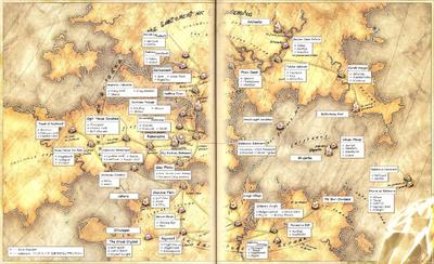 FFXII Rare Game Map