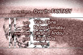 FFU Opening Theme - Over the FANTASY