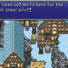 Guards showing up to arrest Terra.