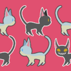 Cats Series.