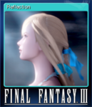 FFIII Steam Card Reflection