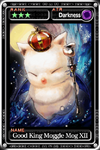 Guardian Cross Good King Moggle Mog XII Card