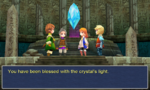 FFIII Warriors of Light