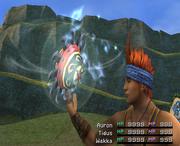 FFX Element Reels - Lightning