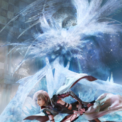 Lightning Returns promotional art.